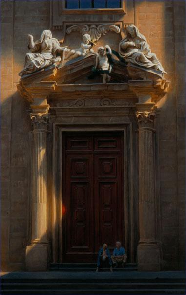 Florence Doorway